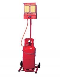 Gemini Trolley Heater