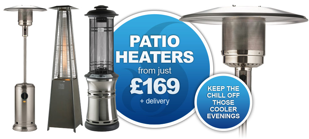 patio heater sales bournemouth, poole, christchurch