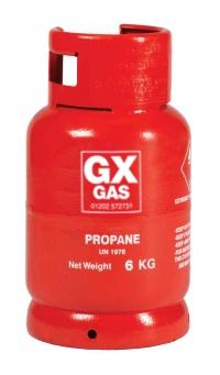 6kg Propane Cylinder